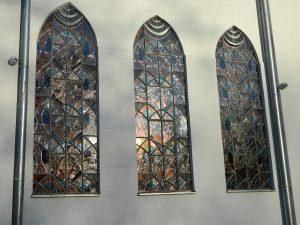 Kauno mečetės vitražai